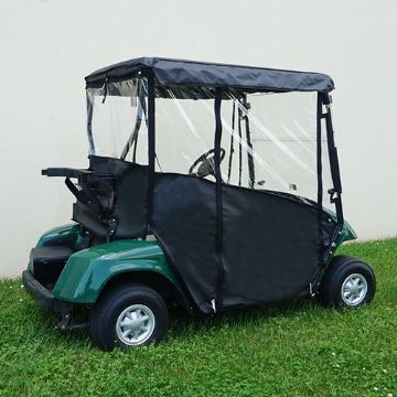 Odyssey Enclosure Black, Over the top, EZGO 96-13